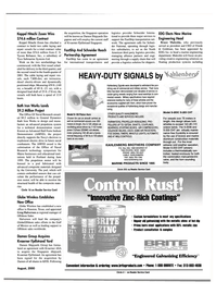 Maritime Reporter Magazine, page 19,  Aug 2000 Texas