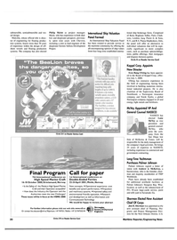 Maritime Reporter Magazine, page 20,  Aug 2000