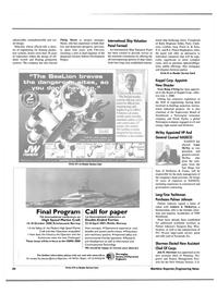 Maritime Reporter Magazine, page 20,  Aug 2000 Barry Rogliano Salles