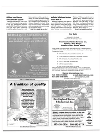 Maritime Reporter Magazine, page 22,  Aug 2000 east coast