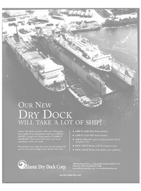 Maritime Reporter Magazine, page 24,  Aug 2000 Dry Dock Corp.