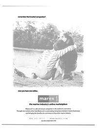 Maritime Reporter Magazine, page 1,  Aug 2000 e - commerce