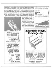 Maritime Reporter Magazine, page 28,  Aug 2000 Florida