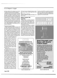Maritime Reporter Magazine, page 33,  Aug 2000 Florida