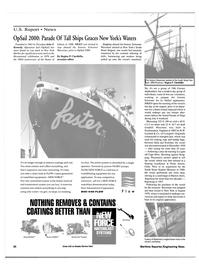 Maritime Reporter Magazine, page 34,  Aug 2000 Staten Island