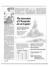 Maritime Reporter Magazine, page 35,  Aug 2000 New York