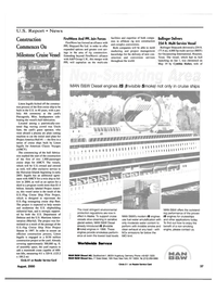 Maritime Reporter Magazine, page 37,  Aug 2000 Texas
