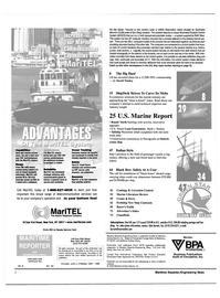 Maritime Reporter Magazine, page 2,  Aug 2000 Dale Barnett
