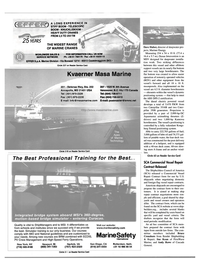 Maritime Reporter Magazine, page 38,  Aug 2000 Andy Rowe