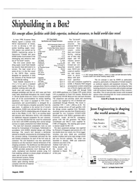 Maritime Reporter Magazine, page 39,  Aug 2000 3-D