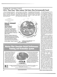 Maritime Reporter Magazine, page 42,  Aug 2000 Oregon