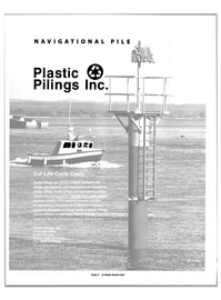 Maritime Reporter Magazine, page 52,  Aug 2000 structural steel c6re