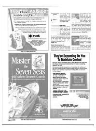 Maritime Reporter Magazine, page 55,  Aug 2000 Florida