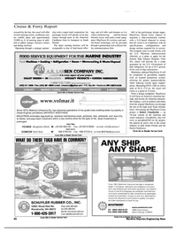 Maritime Reporter Magazine, page 60,  Aug 2000 Washington
