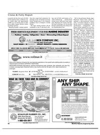 Maritime Reporter Magazine, page 60,  Aug 2000 Washington