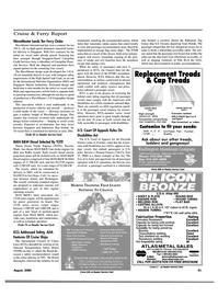 Maritime Reporter Magazine, page 61,  Aug 2000 Louisiana