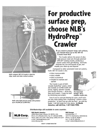 Maritime Reporter Magazine, page 63,  Aug 2000 NLB Corp.