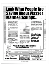 Maritime Reporter Magazine, page 7,  Aug 2000 miracle product