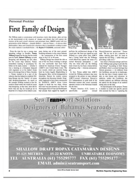 Maritime Reporter Magazine, page 8,  Sep 2000