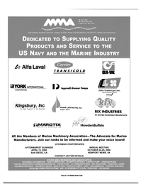 Maritime Reporter Magazine, page 14,  Sep 2000