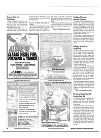 Maritime Reporter Magazine, page 16,  Sep 2000