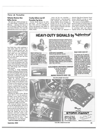 Maritime Reporter Magazine, page 23,  Sep 2000 S-203 CHT