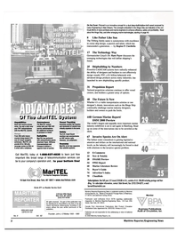 Maritime Reporter Magazine, page 2,  Sep 2000