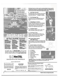 Maritime Reporter Magazine, page 2,  Sep 2000 Dale Barnett