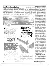 Maritime Reporter Magazine, page 38,  Sep 2000