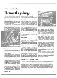 Maritime Reporter Magazine, page 49,  Sep 2000 David Tinsley