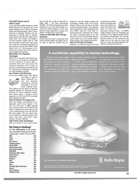 Maritime Reporter Magazine, page 55,  Sep 2000