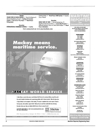 Maritime Reporter Magazine, page 4,  Sep 2000