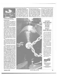 Maritime Reporter Magazine, page 59,  Sep 2000 Virginia