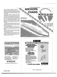 Maritime Reporter Magazine, page 61,  Sep 2000