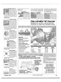 Maritime Reporter Magazine, page 4th Cover,  Sep 2000