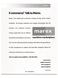 Maritime Reporter Magazine, page 7,  Sep 2000