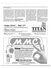 Maritime Reporter Magazine, page 20,  Oct 2000 Florida