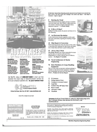 Maritime Reporter Magazine, page 2,  Oct 2000