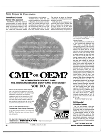 Maritime Reporter Magazine, page 50,  Oct 2000 Columbia River