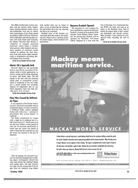 Maritime Reporter Magazine, page 59,  Oct 2000 United Nations