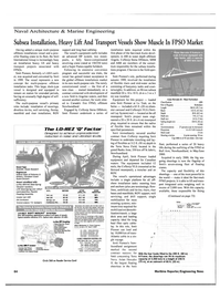 Maritime Reporter Magazine, page 3rd Cover,  Oct 2000 British Columbia