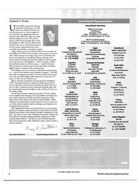 Maritime Reporter Magazine, page 8,  Nov 2000
