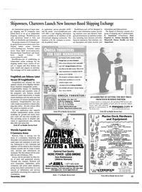 Maritime Reporter Magazine, page 17,  Nov 2000 east coast