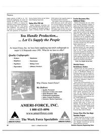 Maritime Reporter Magazine, page 22,  Nov 2000 Paul R. Tregurtha