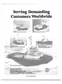 Maritime Reporter Magazine, page 27,  Nov 2000