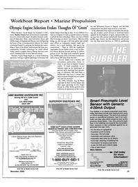 Maritime Reporter Magazine, page 33,  Nov 2000 Oregon