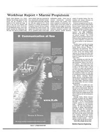 Maritime Reporter Magazine, page 34,  Nov 2000 California