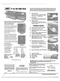 Maritime Reporter Magazine, page 2,  Nov 2000 Connecticut