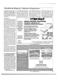 Maritime Reporter Magazine, page 39,  Nov 2000