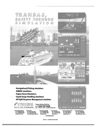 Maritime Reporter Magazine, page 49,  Nov 2000 Transas Europe GmbH